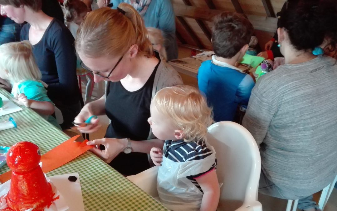 SPELtuin inloop voor ouders en kinderen