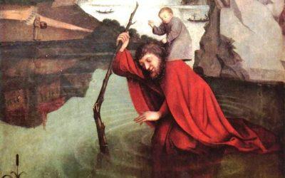 Christoffel Krachtdag voor wie (steeds weer) opnieuw balans zoekt